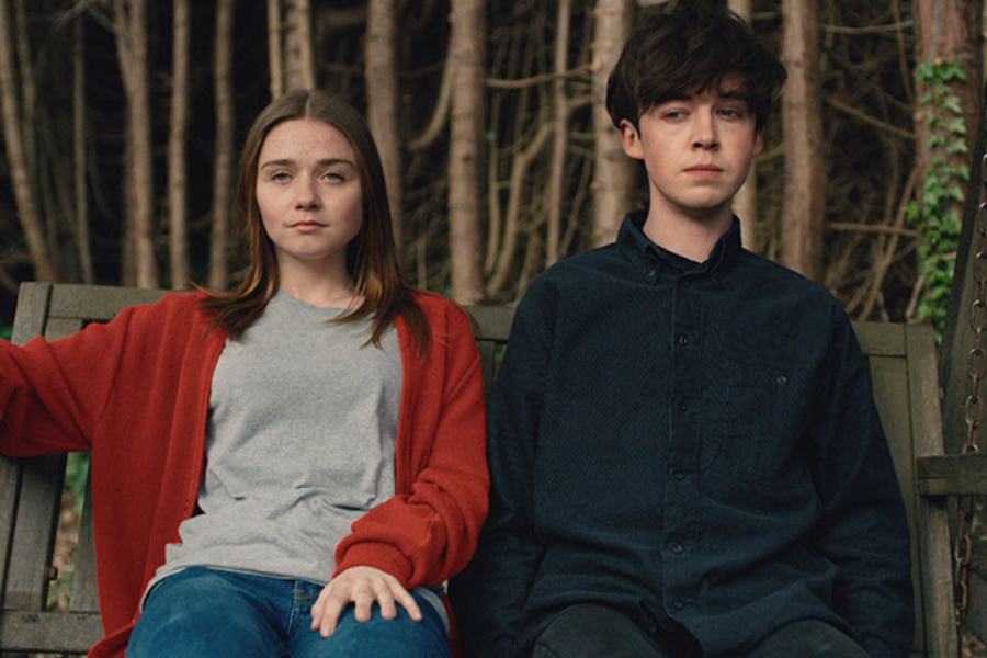 The end of the f**ing worlld